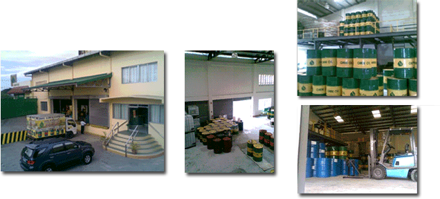 Warehouse Facilities